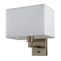 Бра HALL A9248AP-1AB, Arte Lamp
