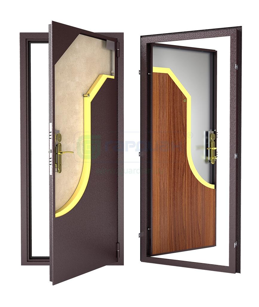 стальная дверь с установкой оптимальная цена качество