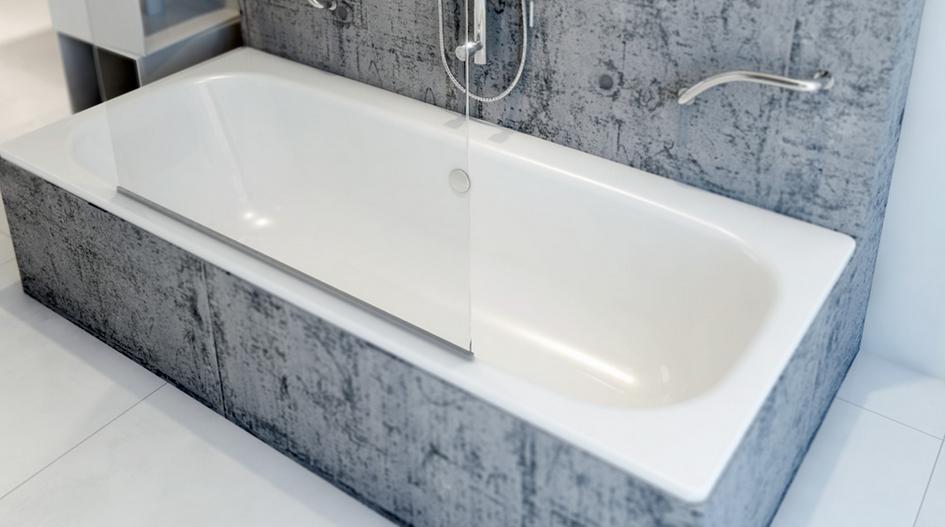 Акриловые и стальные ванны BLB